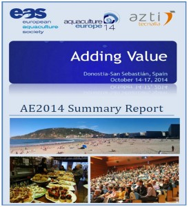 Portada AE2014 Summary Report