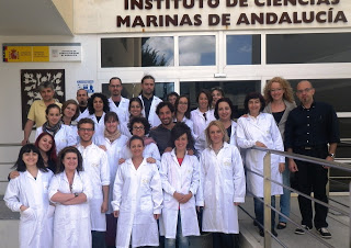 Family picture Training School Cadiz
