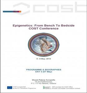 Portada Epigenetics2